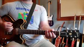 Angels And Airwaves - Kiss and Tell (Guitar Cover)