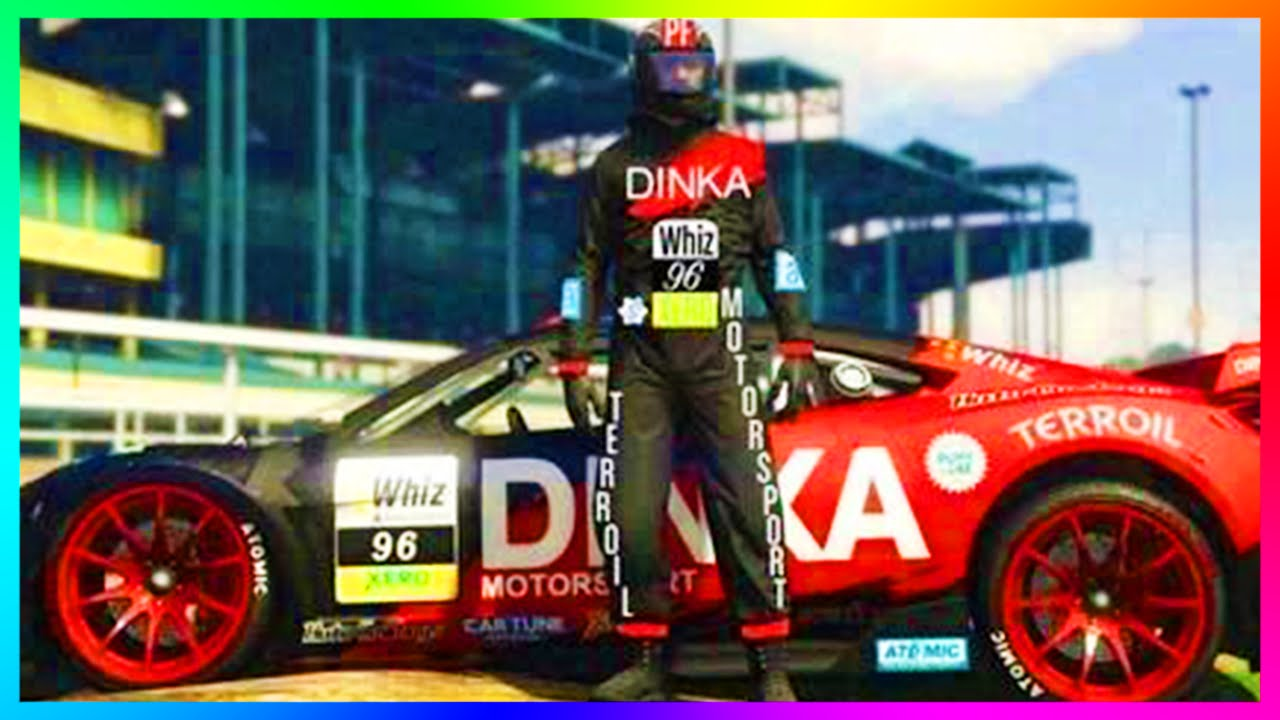 Amazing GTA 5 Racing Outfits/Gear Concept Featuring Car Sponsorships u0026 Much MORE! (GTA 5 ...