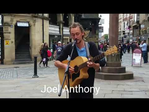 Snow Patrol - Let Her Go - Cover by Joel Anthony