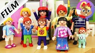 Playmobil Film polski - NIEPROSZENI GOŚCIE! NAJGORSZE SPOTKANIE RODZINNE | Serial dla dzieci