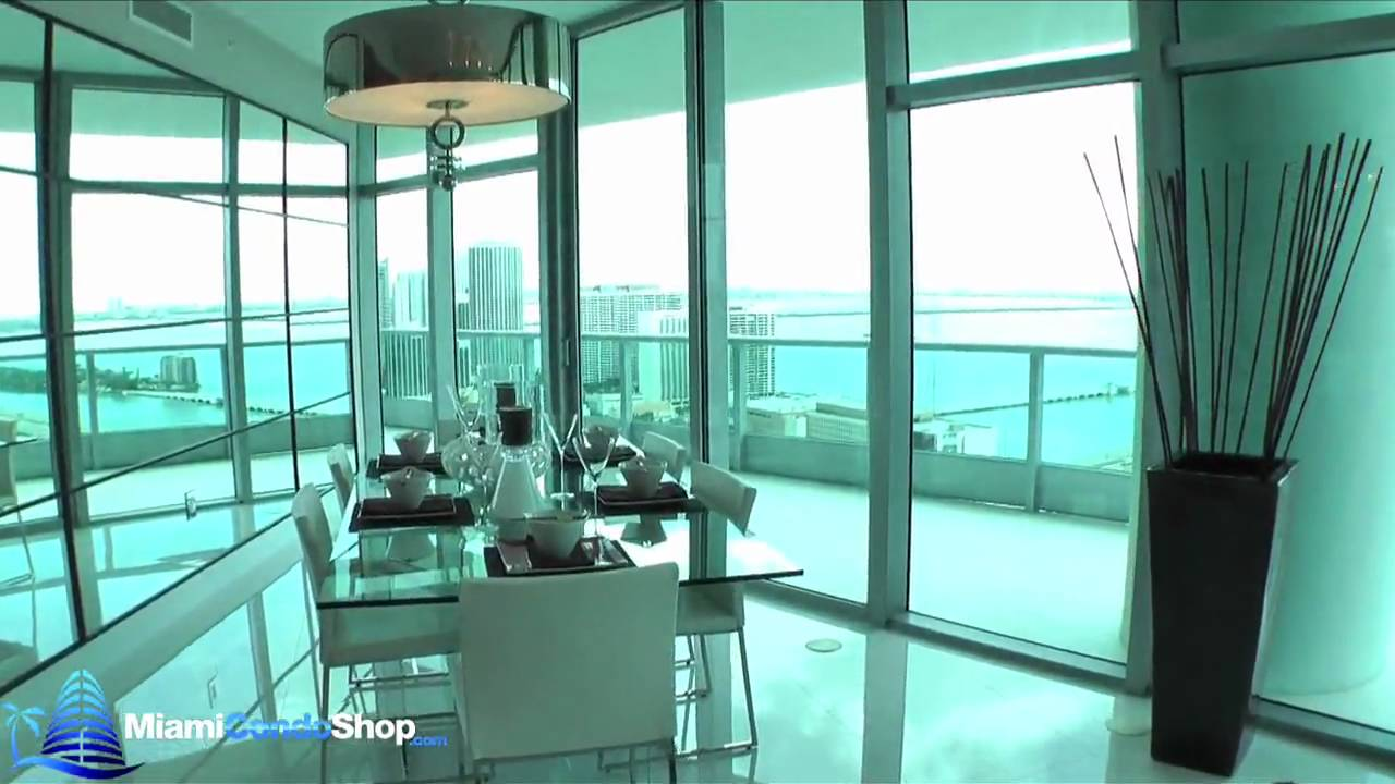 900 Biscayne Bay Video Tour  Miami Condos For Sale  YouTube