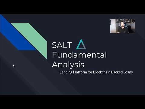 SALT Lending - Fundamental Analysis