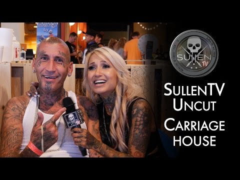 Tattoo Bloopers - SullenTV Uncut | Carriage House Part 1