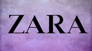 Zara: How a Spaniard Invented Fast Fashion