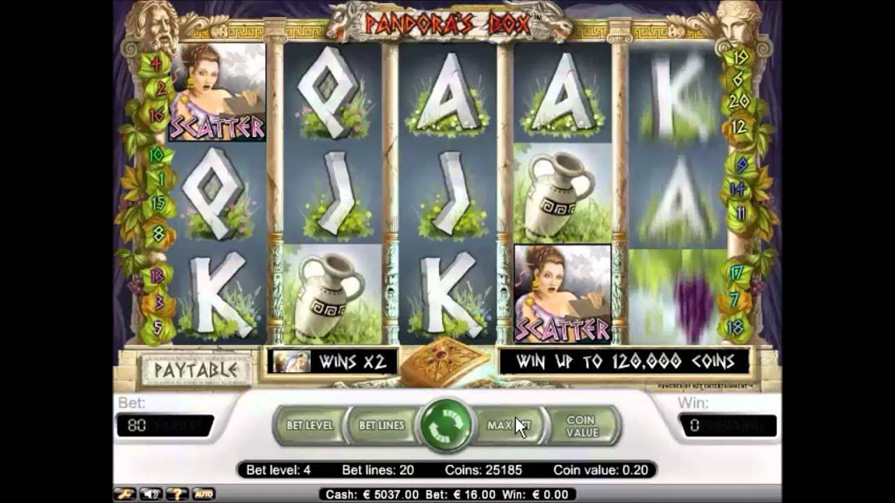Video Slots Box