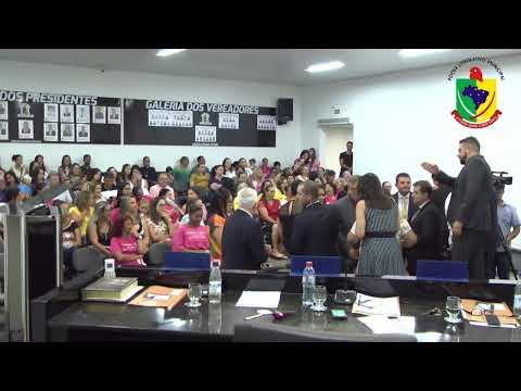 Sessão Solene de Alusão ao Dia Internacional da Mulher