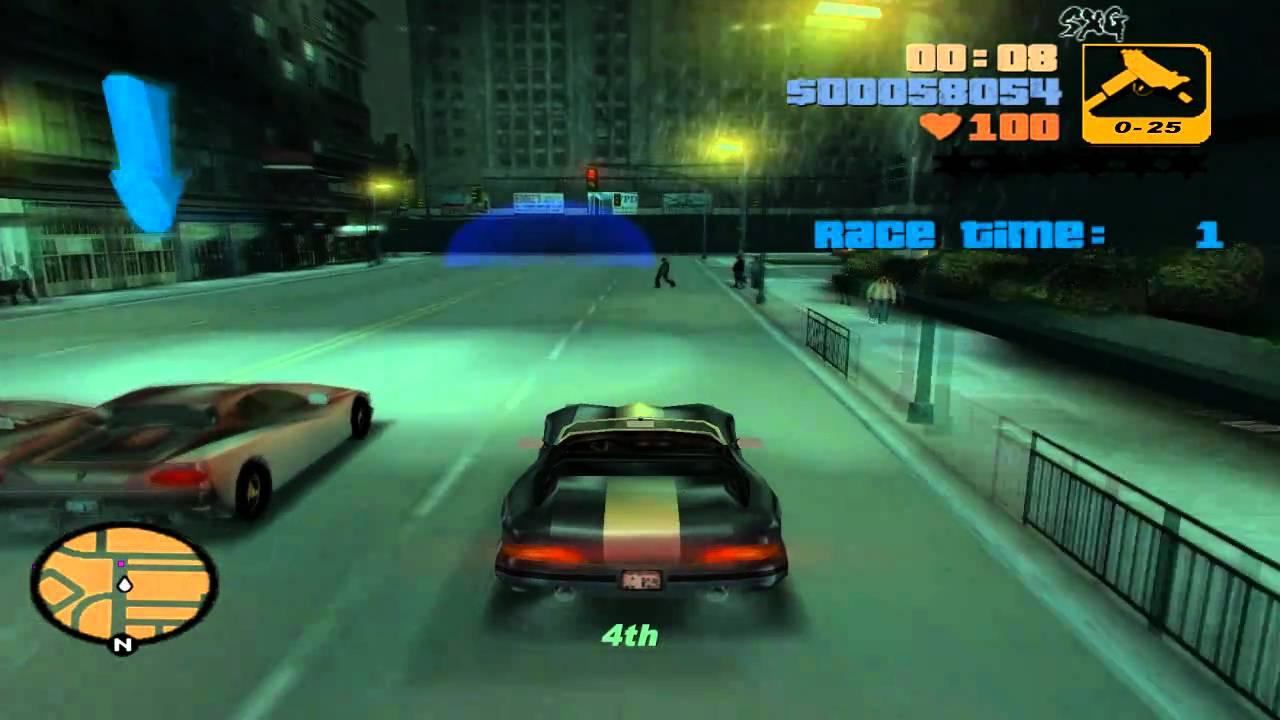 GTA III: Mission 10: 'Turismo' - Walkthrough 100% - 720P ...