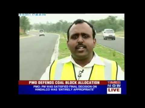 Times Now Interview G R Infra