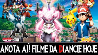 ANOTA: Pokémon - Diancie e o Casulo de Destruição hoje no Cartoon Network