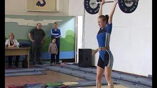 В Шадринске состоялся Чемпионат Курганской области по тяжелой атлетике