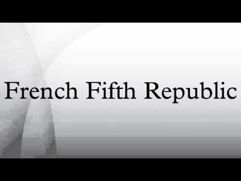 French Fifth Republic