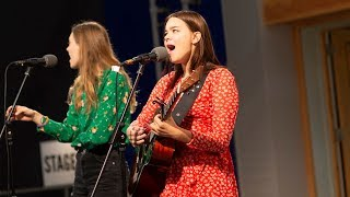 First Aid Kit - 'It's A Shame' | The Bridge 909 in Studio