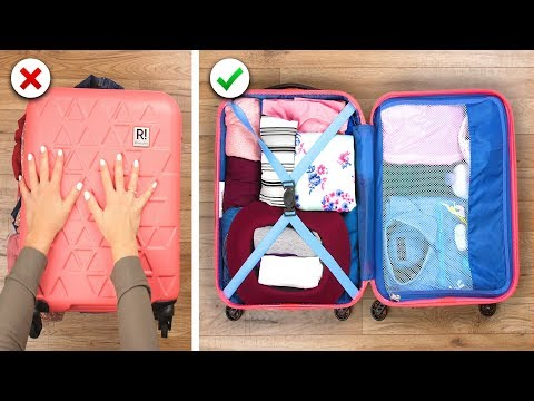 Pack Up and Go With These 15 Travel Hacks and More DIY Ideas