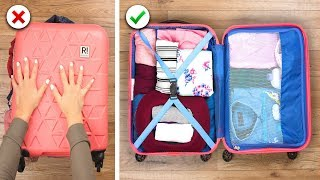 Pack Up and Go With These 15 Travel Hacks and More DIY Ideas by Crafty