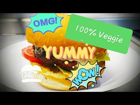 Youtube Ricetta Hamburger.Hamburger Vegano Ricetta Deliziosa Youtube