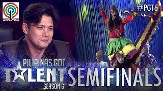 Pilipinas Got Talent 2018 Semifinals: Salimpokaw Ko Masa Dance Troupe - Singkil Dance