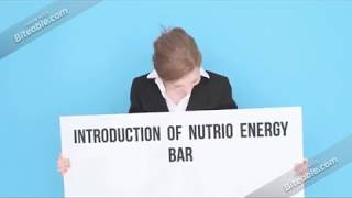 Video Advertisement of NUTRIO Energy Bar