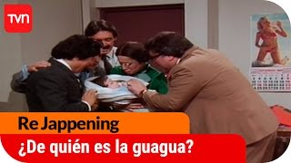 Re Jappening |  ¿De quién es la guagua?