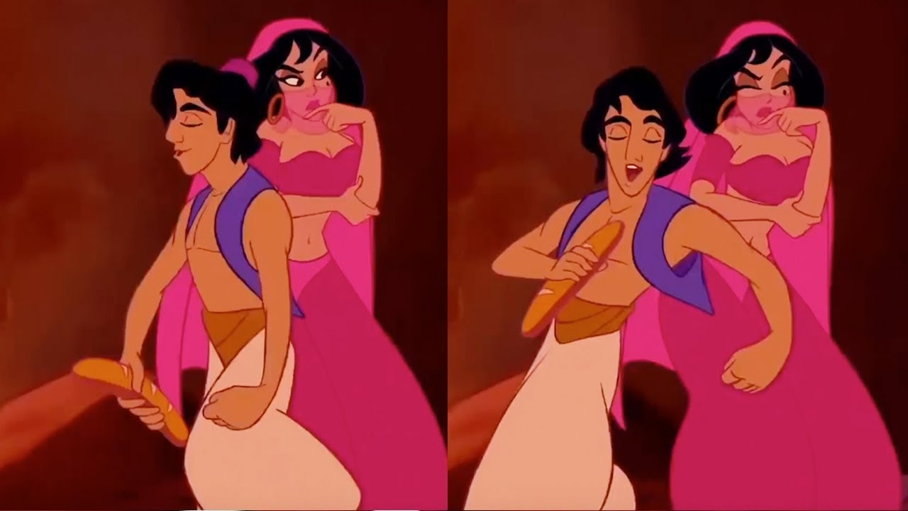Disney's Secret And Sexual Messages