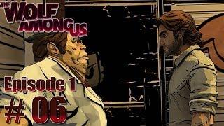 The Wolf Among Us #06 Flucht vor dem Gesetz [deutsche Untertitel/Blind] - Let