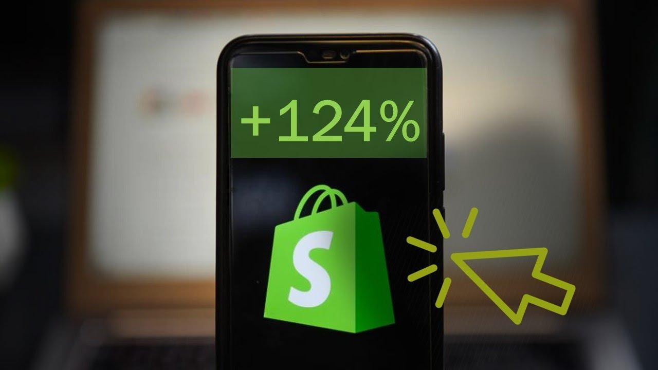 Download WAAROM ik €7.000,- in Shopify AANDELEN investeer - Afl. 27