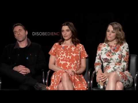 DISOBEDIENCE - Intervista al cast