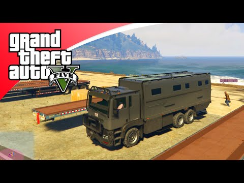 GTA V Freeroam - EIGEN BEDRIJF STARTEN MET Finance and Felony DLC (GTA 5 Online)