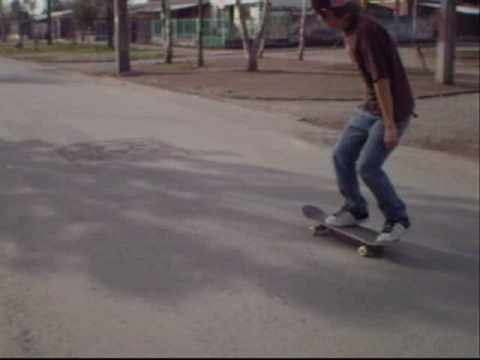 skateboard jean