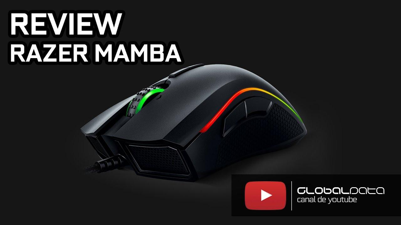 2c274f5fd3a REVIEW] Razer Mamba - YouTube