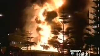 Rescue 911: Hero Firefighter & Pre-Teen Female vs. New Zealand Tanker Inferno