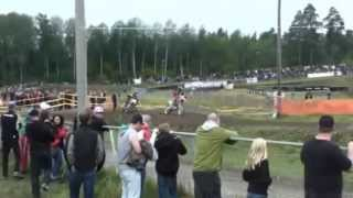 Motocross SM västerås, Simon Pettersson