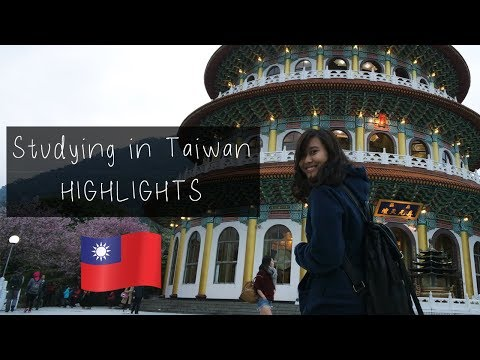 Studying in Taiwan: Highlights