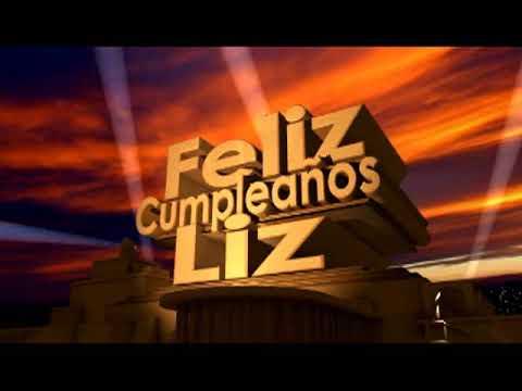feliz cumpleaños Liz - YouTube