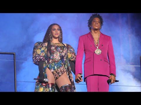 Beyoncé & Jay-Z - 03' Bonnie & Clyde (2018 South Africa Global Citizen Festival)