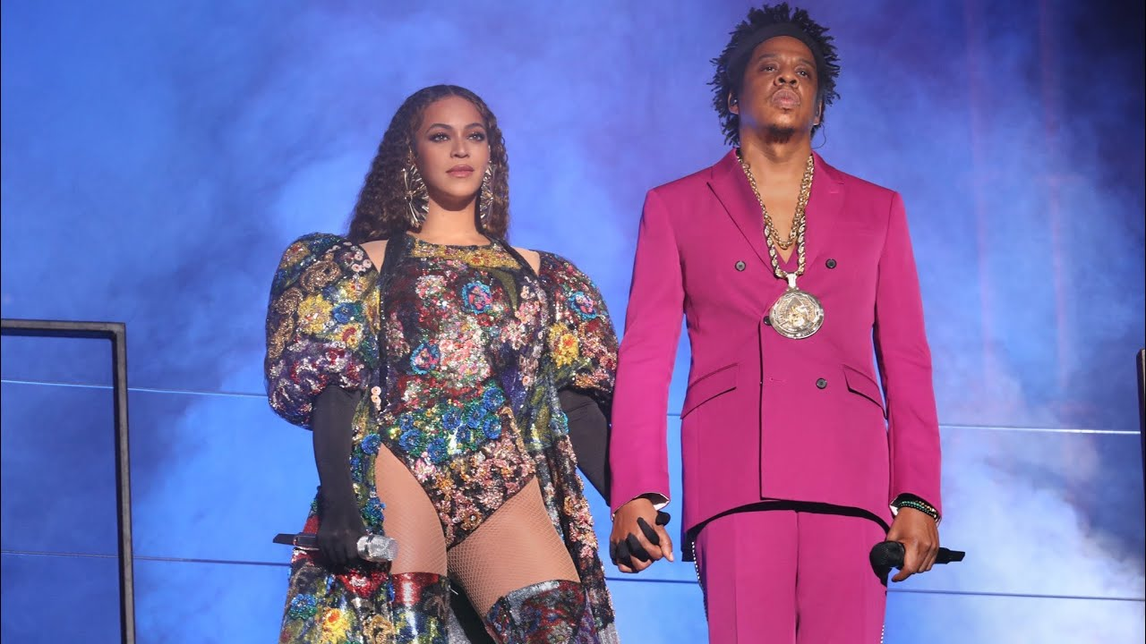 Beyonce Jay Z 03 Bonnie Clyde 2018 South Africa Global Citizen Festival Youtube