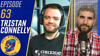 Tristan Connelly on Michel Pereira's antics, working at EA Sports | Ariel Helwani's MMA Show
