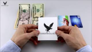 magic trick wallet money flip wallet magic money holder magic wallet server tip wallet magic cash gift wallet midnight magic wallet