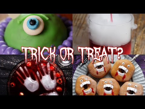 Spooky Themed Desserts and Drinks For Your Next Halloween Party