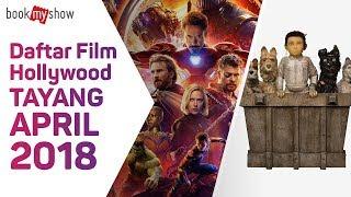 Video Daftar Film Hollywood Tayang April 2018 - BookMyShow Indonesia download MP3, 3GP, MP4, WEBM, AVI, FLV April 2018