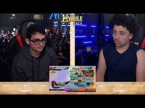 Hyrule Saga - SDX (Mewtwo) vs MVG   Light (Fox) Top 32 Losers - Smash 4