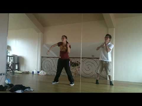 chris brown yeah3x (official choreography)