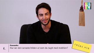 Fråga Mig - Darin