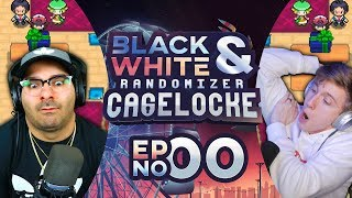 DONKEY KONG NEUTRAL B | Pokemon Black and White Randomized Cagelocke Ep 00