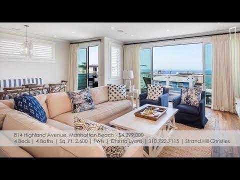 Manhattan Beach Real Estate  New Listings: Sept 1516, 2018  MB Confidential