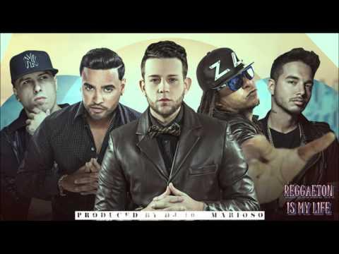 Tu Protagonista - Messiah Ft Nicky Jam, J Balvin, Zion y Lennox (Letra) (Reggaeton 2014)