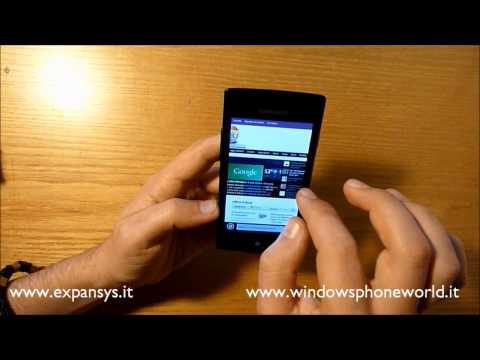 Samsung Omnia W, recensione completa. Parte 2 di 2 by WindowsPhoneWorld.it