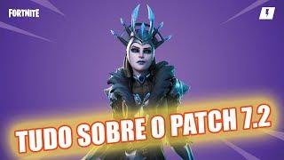 TODAS AS NOTICIAS DO PATCH 7.2 - FORTNITE SALVE O MUNDO
