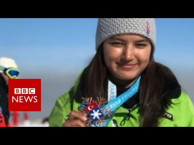 aanchal-thakur-meet-the-girl-who-won-india-s-first-skiing-medal-bbc-news