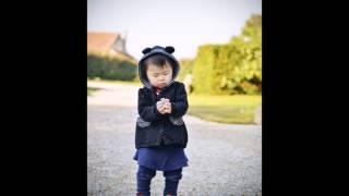 Kindelein zart, Volksweise - 착한아기, 독일민요