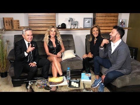 #SagaLive con Miguel Ángel Mancera, Lorena Herrera y Fernando del Solar, imperdible!!